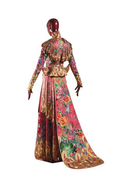 中国时装20年的本土化与国际化