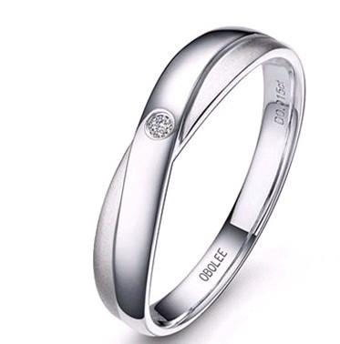资讯生活男士婚戒价格,男士婚戒价格选钻石的?